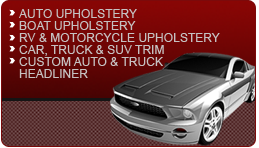 Services - Car Upholstery in Houston
